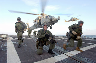 nord corea navy seals