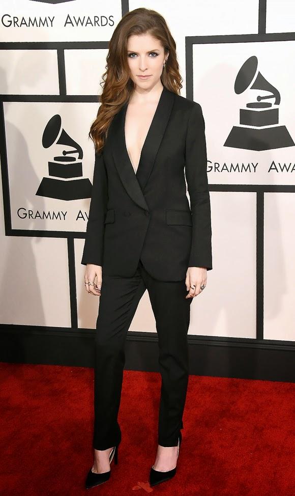 Anna Kendrick en los Grammy 2015