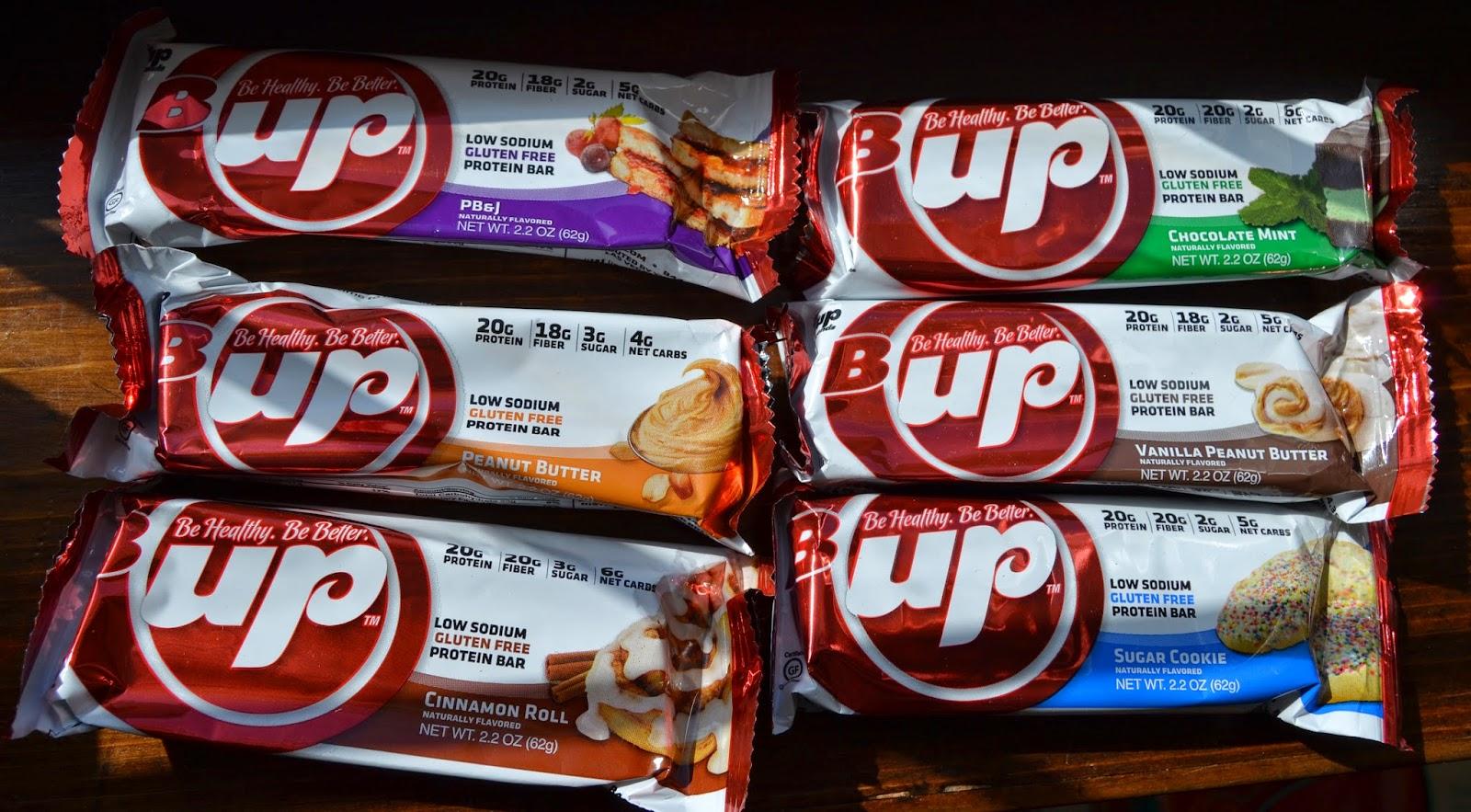 B-UP Bars