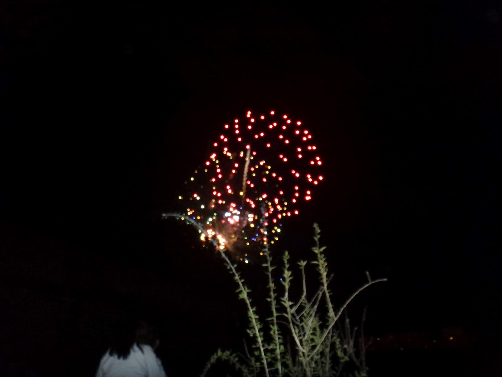 San Fermin Fireworks