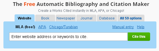 keywords so you can see all the references you have related to a  particular keyword  get the    parenthetical    citation     edit     or    delete     the citation  InfoLibLit   Wikispaces