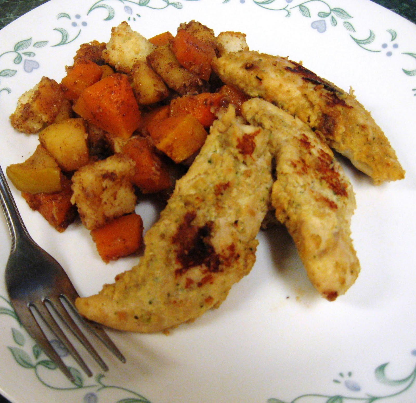 ... Does Dinner... Healthy & Low Calorie: Spicy Garlic Cashew Chicken