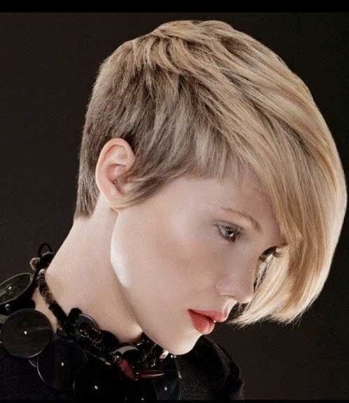 Short Length Haircuts 2014