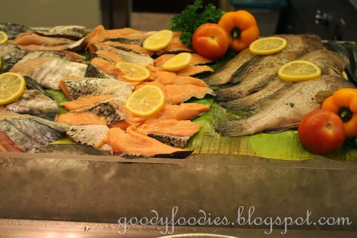 GoodyFoodies: Seafood Buffet Dinner @ Gobo Chit Chat, Traders Hotel Kuala Lumpur