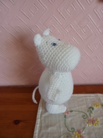 Moomin Knitting Pattern : Yellow, Pink and Sparkly: The Moomins