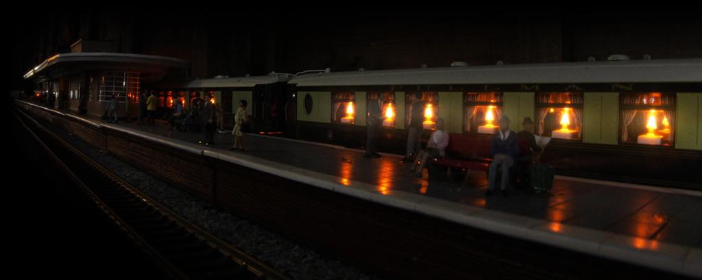 Craig's Garden Railway