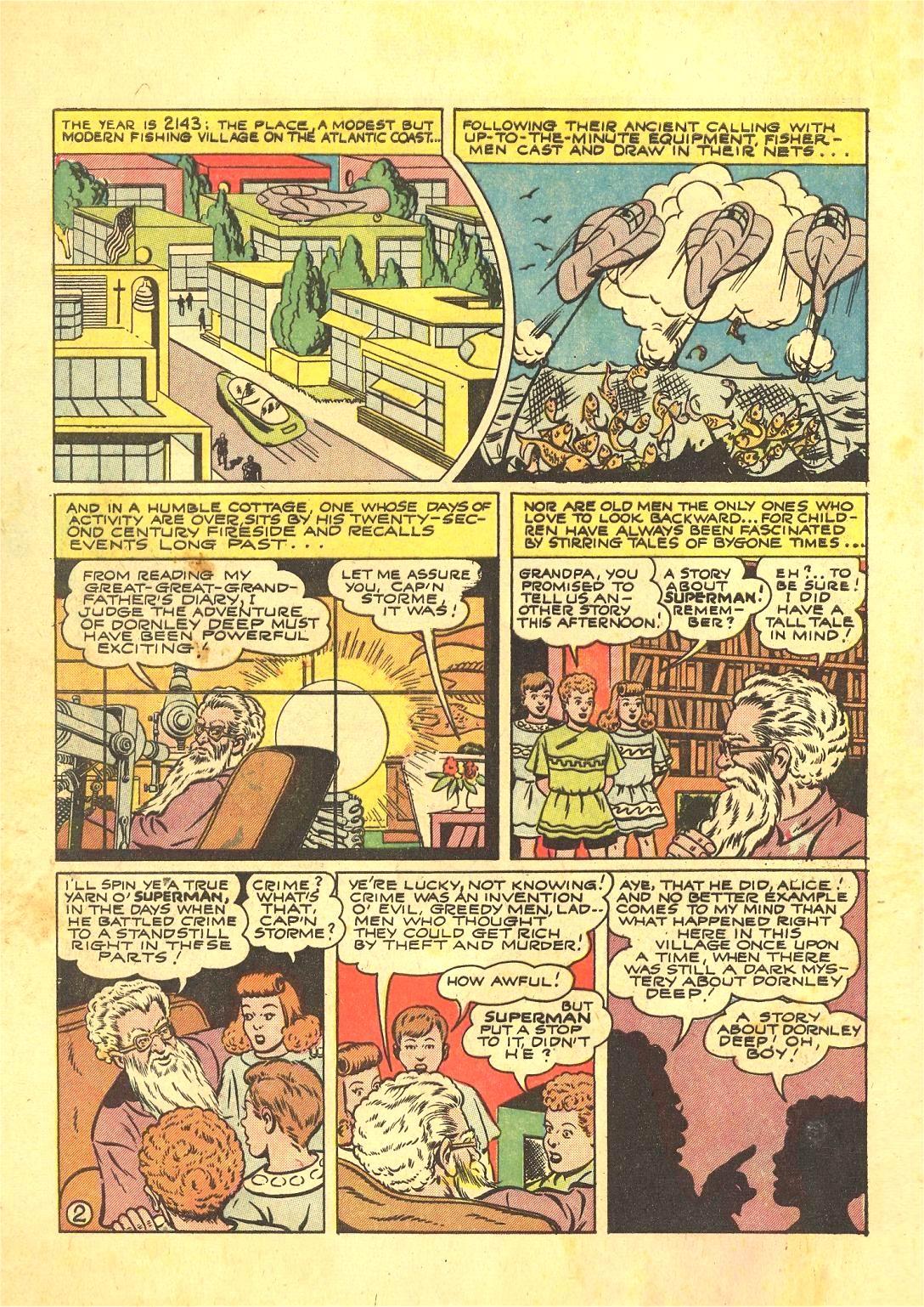 Action Comics (1938) 62 Page 2