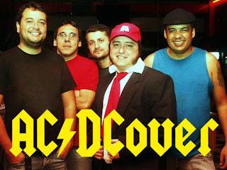 AC/DCover é o melhor cover de AC/DC do Brasil
