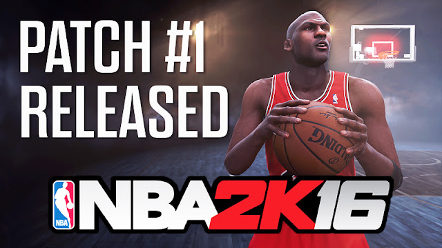 NBA 2K16 Patch 1