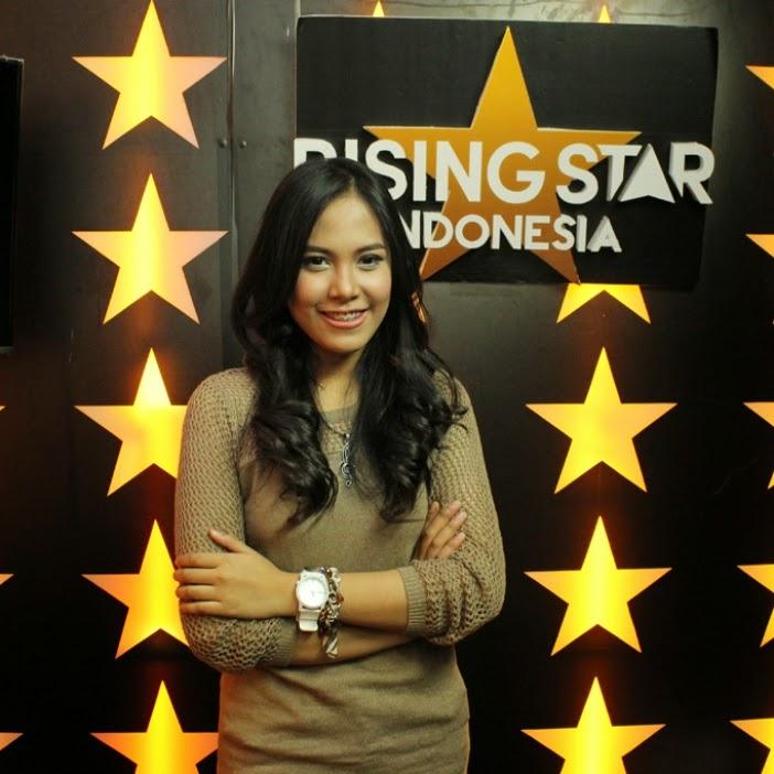 ghaitsa kenang 10 besar rising star