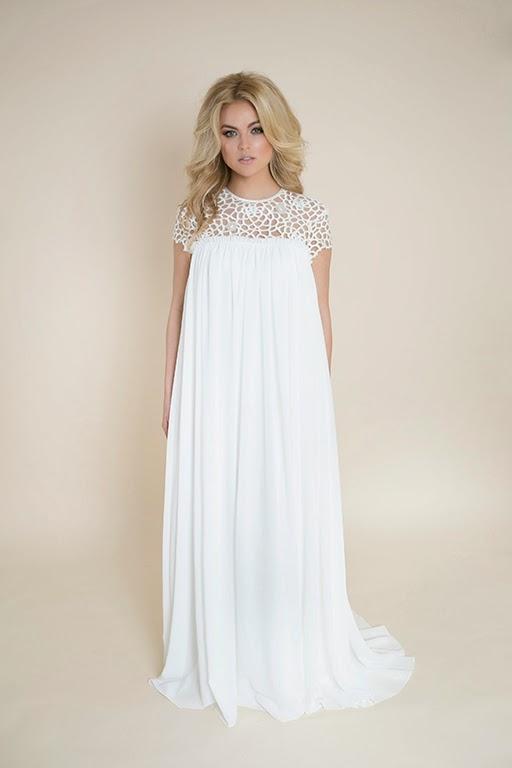 Divinos vestidos de novias | Colección Heidi Elnora