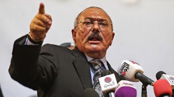Mantan Presiden Yaman Ali Abdullah Saleh Mengumumkan Kekalahannya