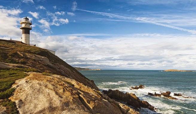 La ruta de los faros por Galicia