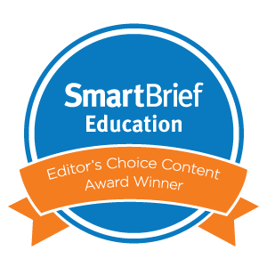 SmartBrief Editor's Choice Award 2017