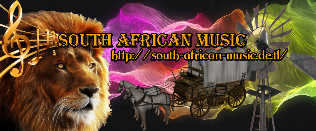 Our South African Music Banner