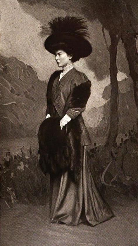 King László & Queen Gladys Of Hungary! Just How Close Did ... Cornelius Vanderbilt Wife