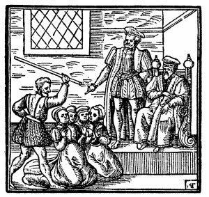 Los juicios por brujería de North Berwick