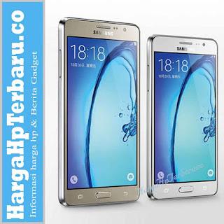 Samsung Resmi Luncurkan Galaxy On5 & Galaxy On7