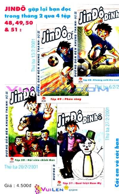Jindodinho - Đường Dẫn Đến Khung Thành III  Tập 49 page 121 Congtruyen24h