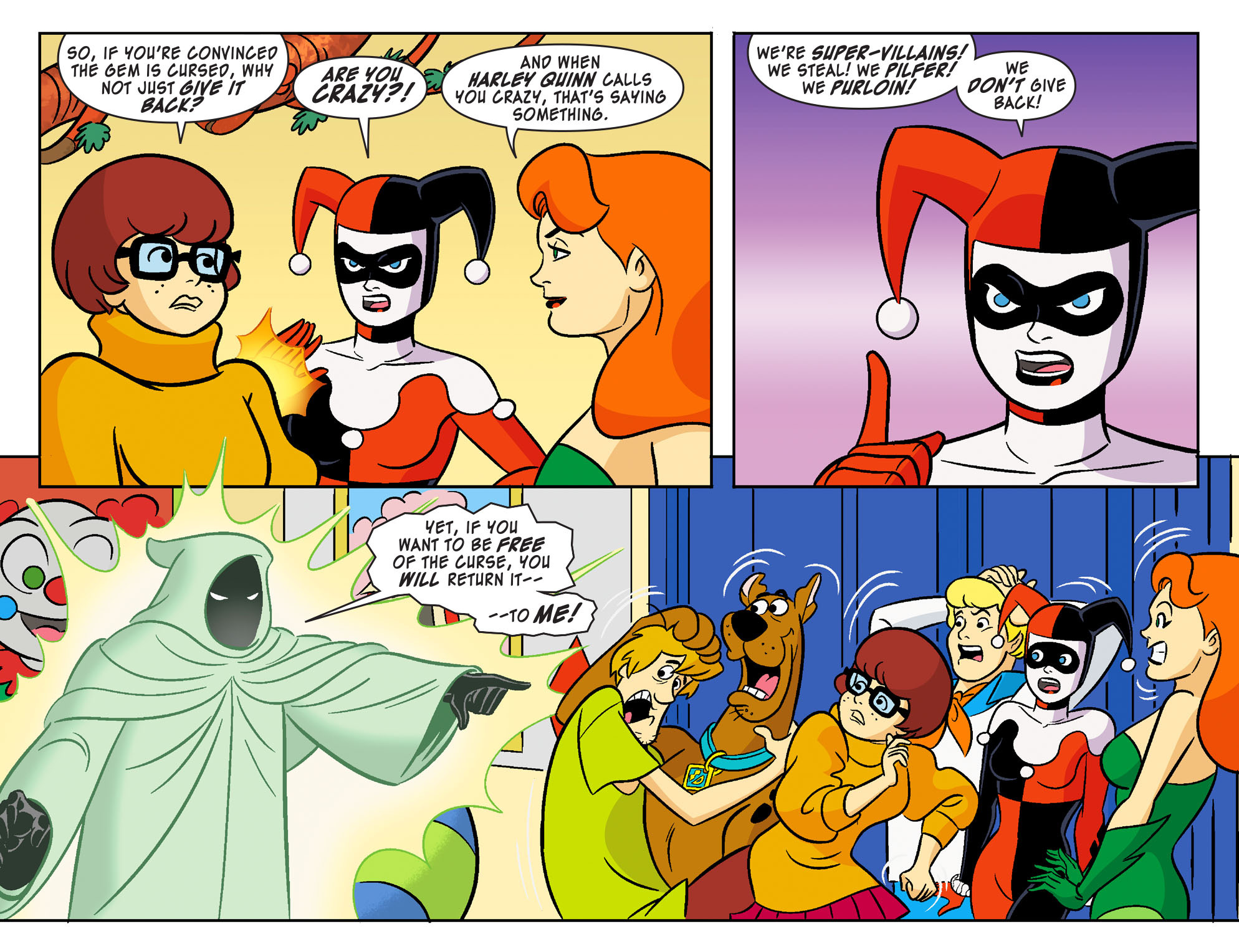 Read online Scooby-Doo! Team-Up comic -  Issue #23 - 13