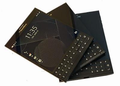 Blackberry Passport Spesifikasi dan Harga