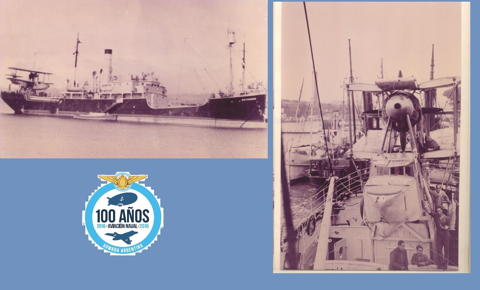 """Un siglo de historia...""""Walrus en la Antártida"""""""