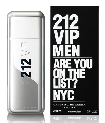 PERFUME CAROLINA HERRERA 212 VIP MEN