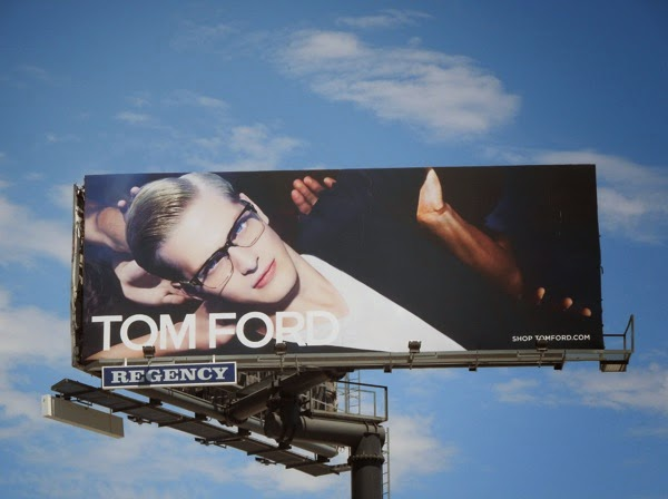 Tom Ford Eyewear July 2014 billboard