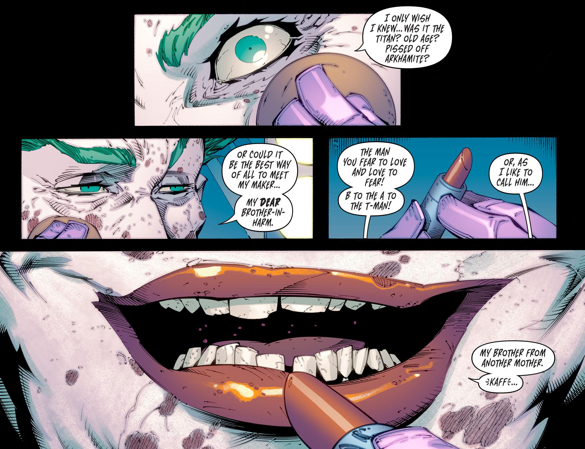Batman: Arkham Knight [I] Issue #4 #6 - English 4