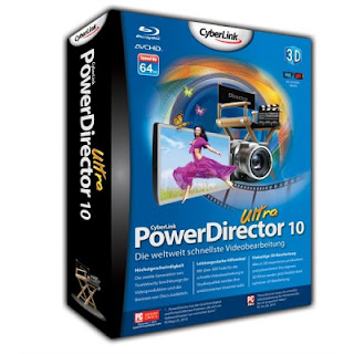 Cyberlink Power Director 10 Ultra Full Version Free Download