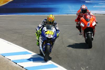 Stoner Comeback? Rossi: Saat ini MotoGP Sudah Penuh Sesak dengan Pembalap Terbaik