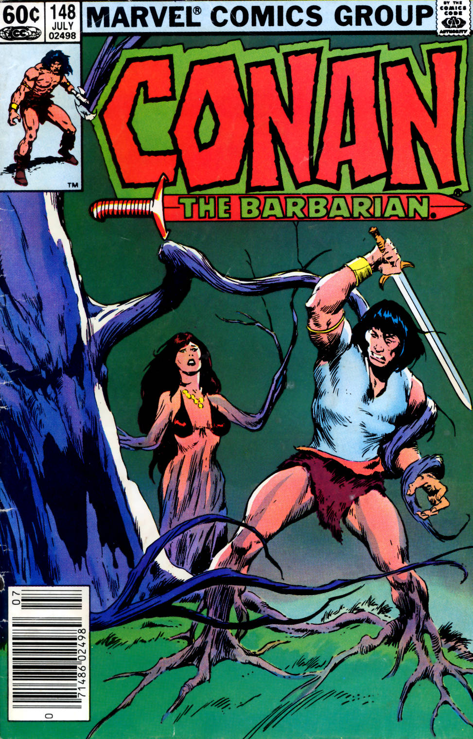 Conan the Barbarian (1970) Issue #148 #160 - English 1