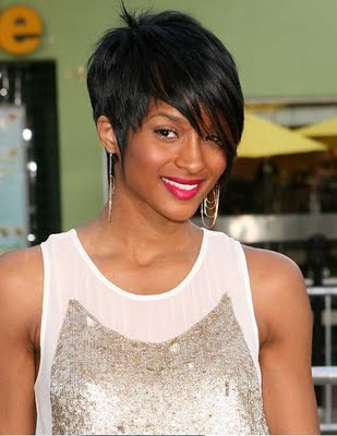 short hairstyles for black girls. Short hair styles are the most