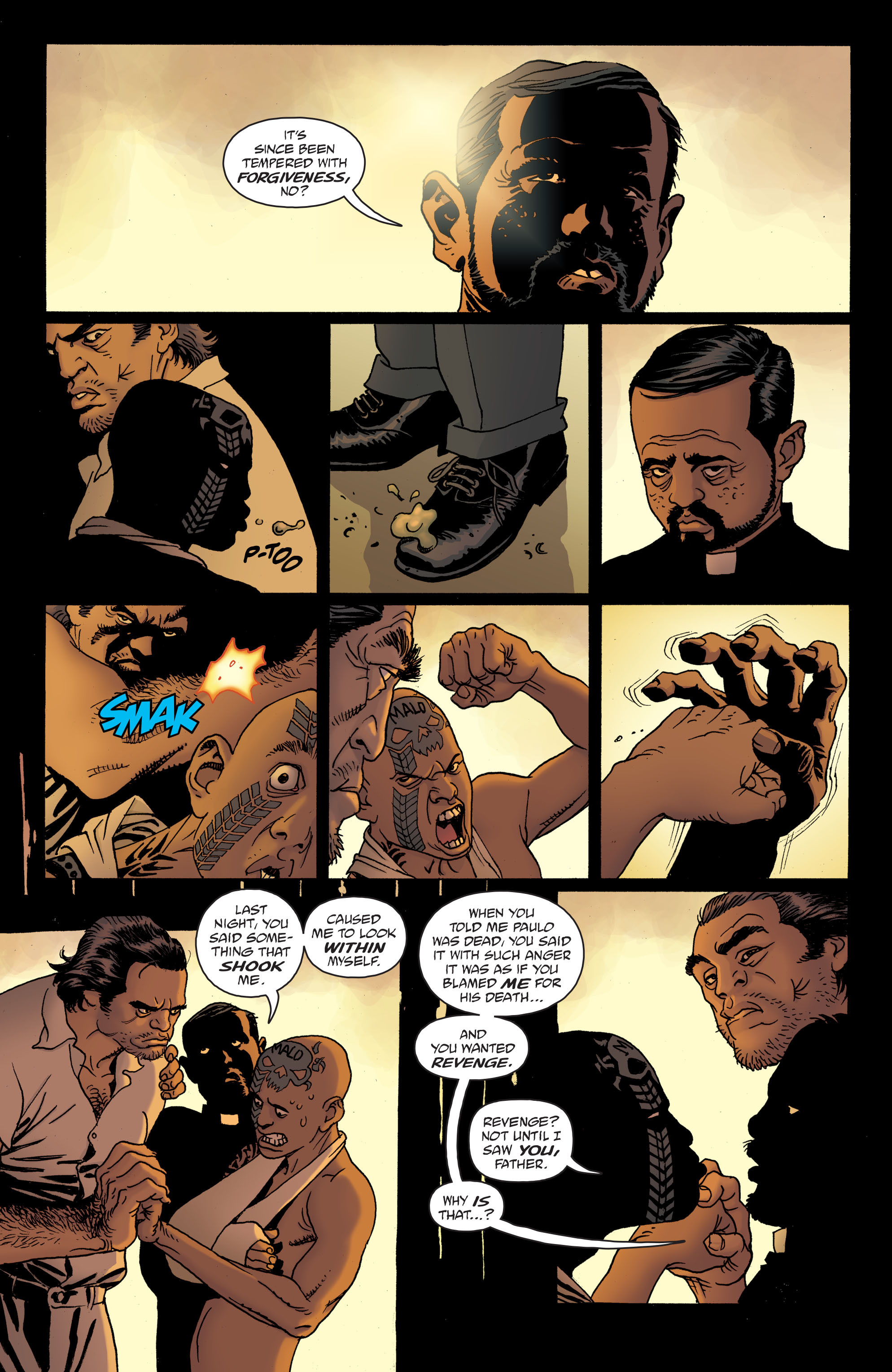 100 Bullets: Brother Lono Full Page 85