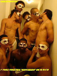 Mascarade em Santana!!!