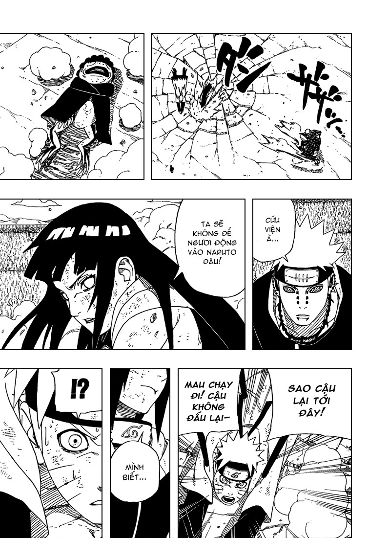 Naruto chap 437 Trang 10 - Mangak.info