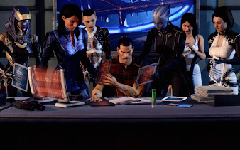 #12 Mass Effect Wallpaper