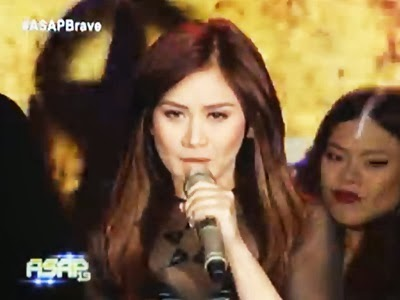 Sarah G Right Now on ASAP opening