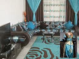 Genie Bricolage D Coration Salon Marocain Moderne 2014