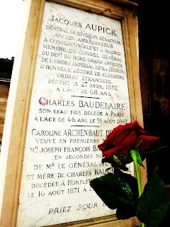 Tumba de Baudelaire