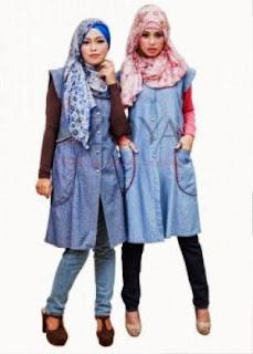 Model Busana Muslim Remaja Terbaru