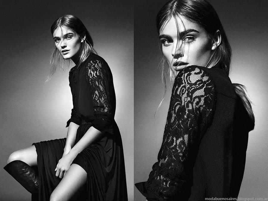 Blusas de moda invierno 2015 Clara.