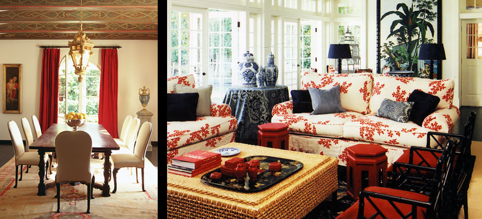 here are some of my favorite images from her portfolio - Million Dollar Decorators