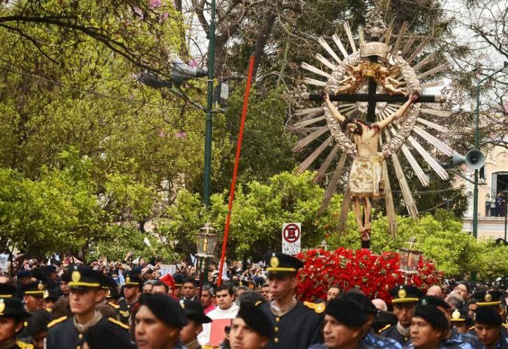 Unas 800 mil personas veneraron a la Virgen del Milagro en Salta
