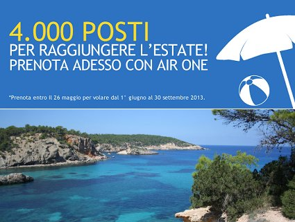 voli low cost Airone Ibiza