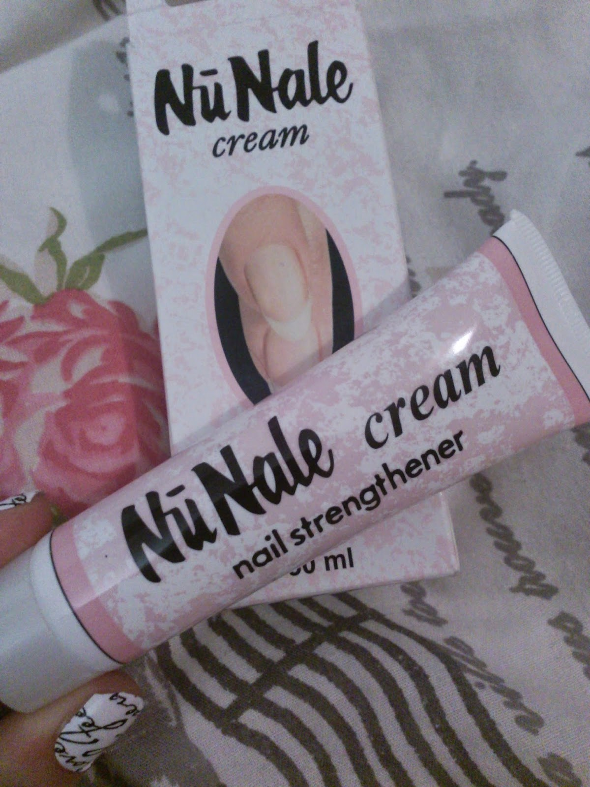 Tales and Nails: Nu Nale Cream Review