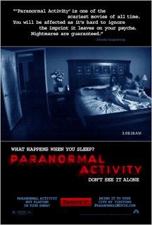 Ver Actividad Paranormal 1 Online Gratis (2007)