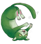 I love Green Cat