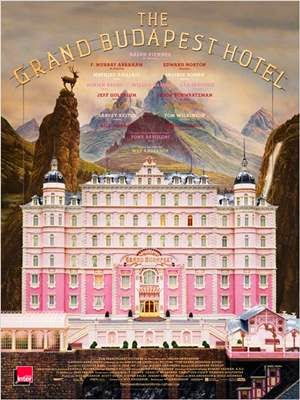 Download O Grande Hotel Budapeste Dublado RMVB + AVI Torrent