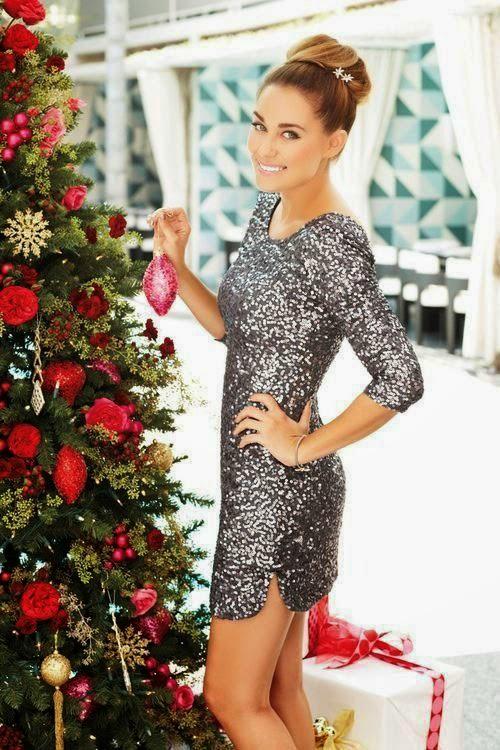 Outfits y Trajes para Fiestas de Navidad